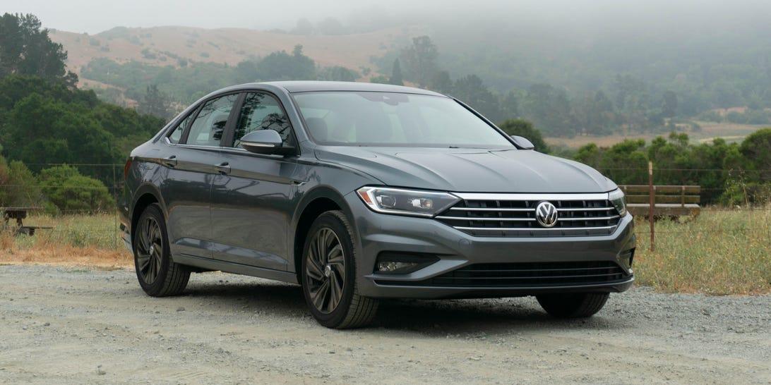 Volkswagen Jetta SEL Premium, 2019