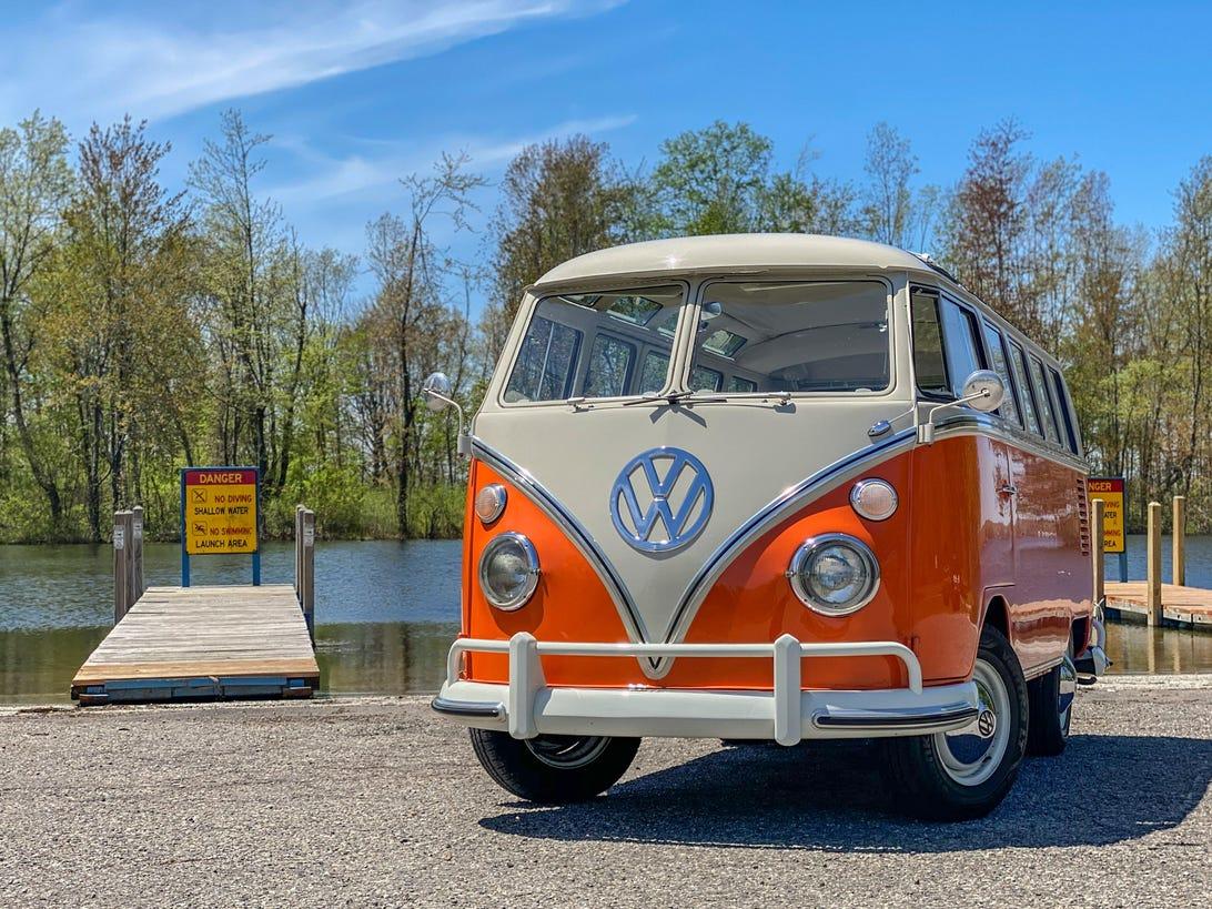 1967 Volkswagen Type 2 Bus