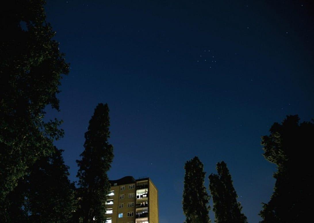 'Urban Stargazing'