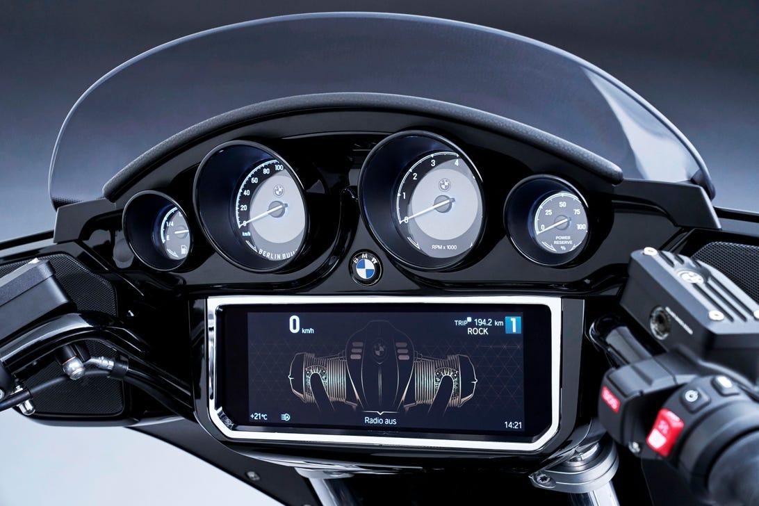 BMW R18 B Bagger 2022 chinh thuc ra mat voi ve dep hop hon - 7