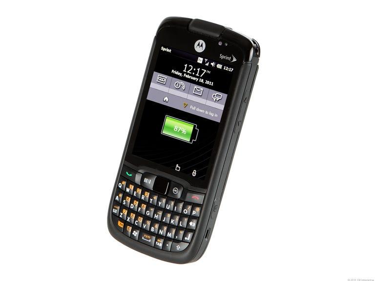 Motorola ES400S (Sprint)
