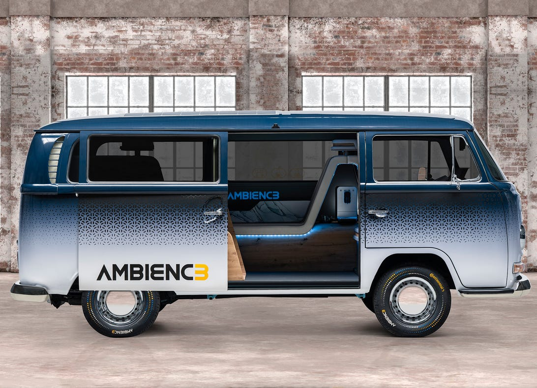 Continental Ambienc3 van concept
