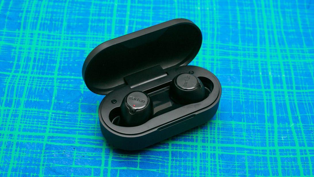 EarFun Free True Wireless Earbuds
