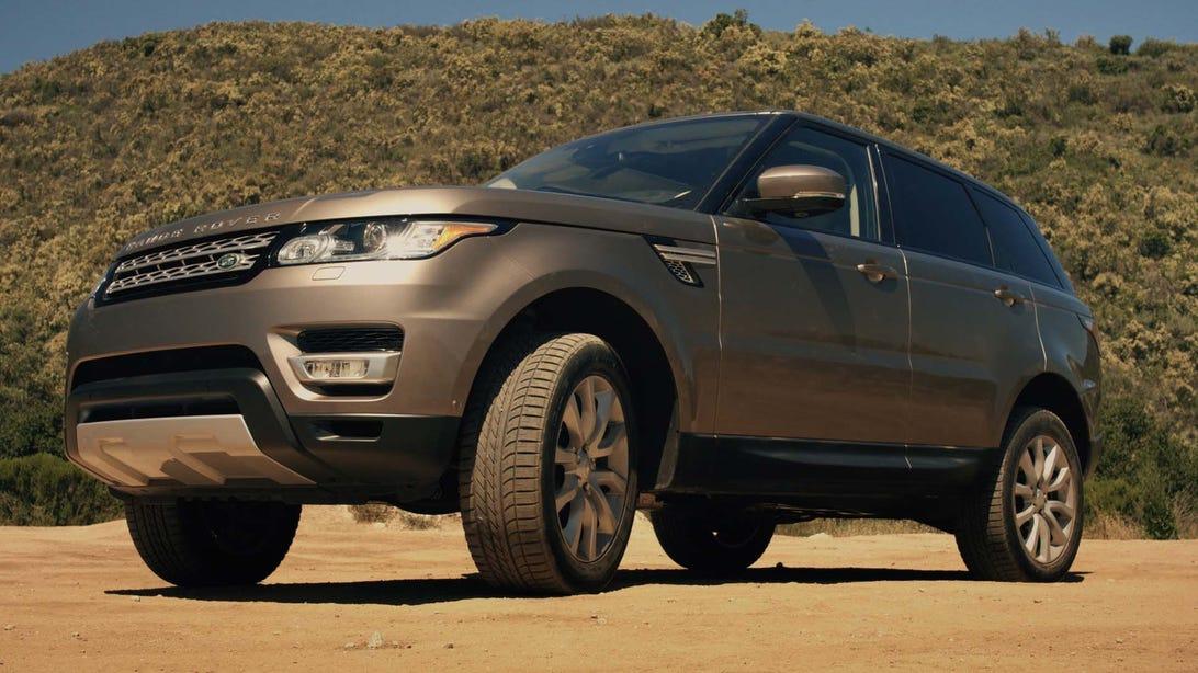 2016 Range Rover Sport Td6
