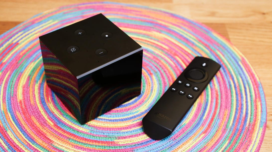 Amazon Fire Cube TV