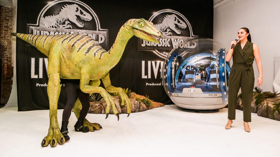 Jurassic World Live Tour coming Fall 2019