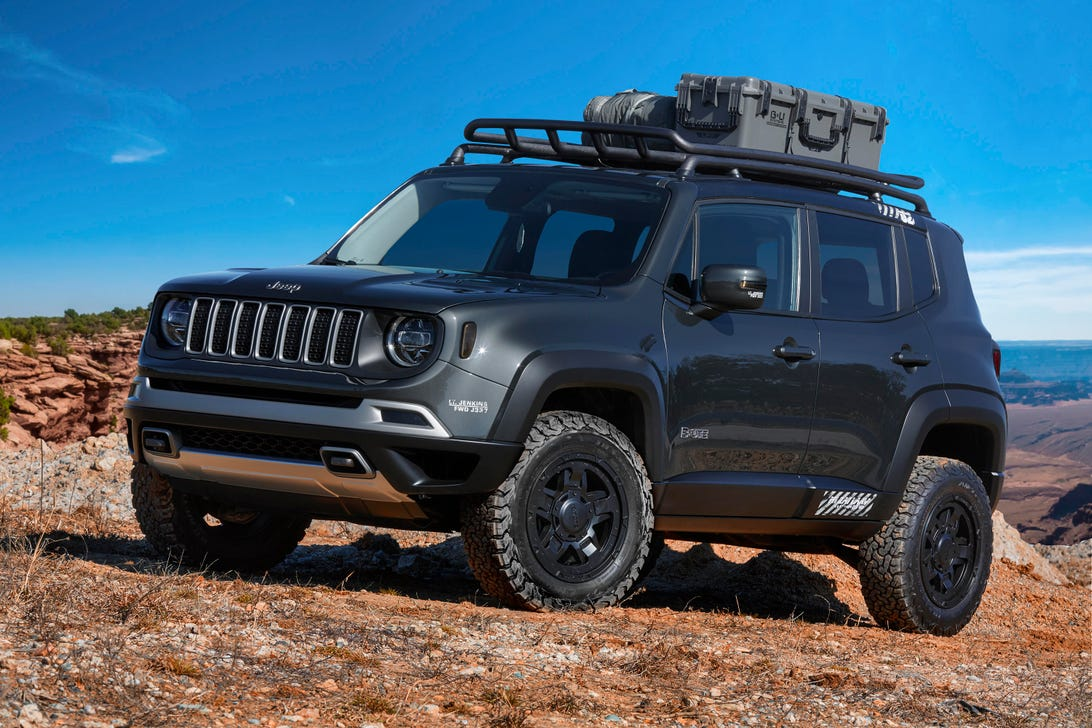 Easter Jeep Safari Concepts