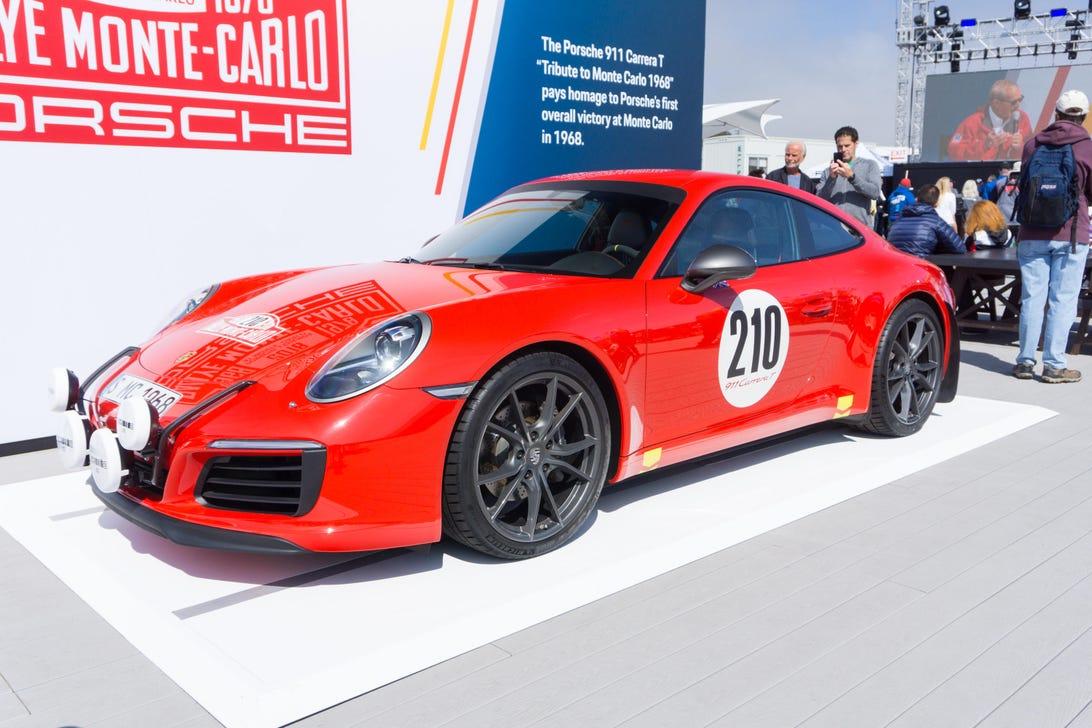 2018 Porsche Rennsport