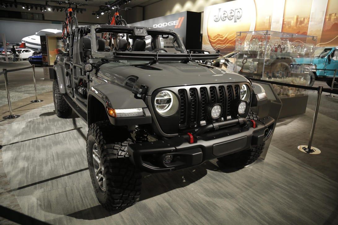 2020 Jeep Gladiator Mopar