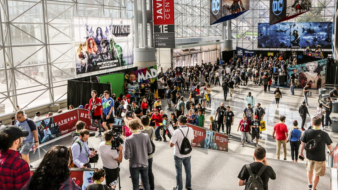 NY Comic Con Cosplay: Day 1