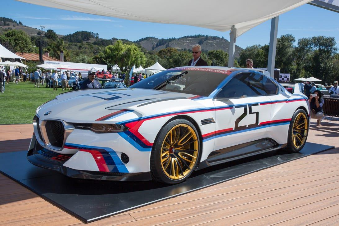 BMW 3.0 CSL Homage R concept