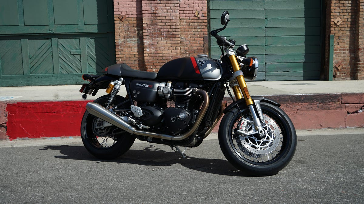 2021 Triumph Thruxton RS: this factory cafe racer is just what we asked for