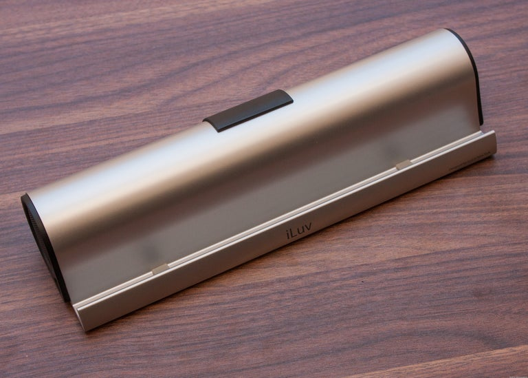 iLuv iSP245 Mo'Beats (silver)