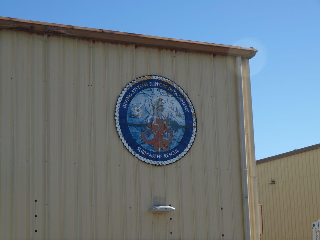 US Navy Undersea Rescue Command