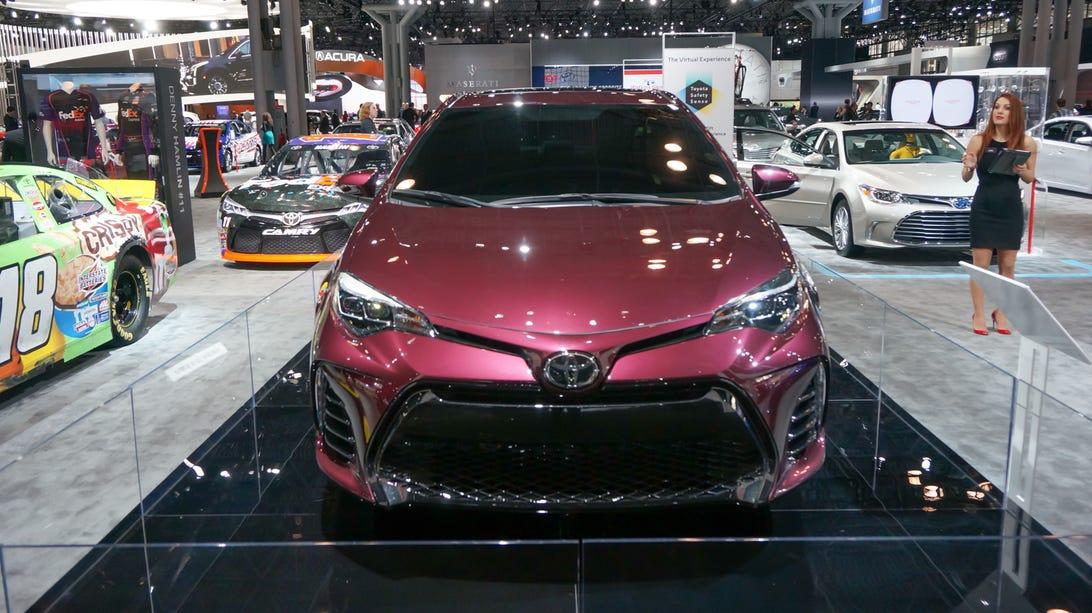 2017 Toyota Corolla XSE, 50AE
