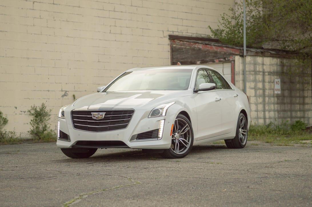2017.5 Cadillac CTS V-Sport