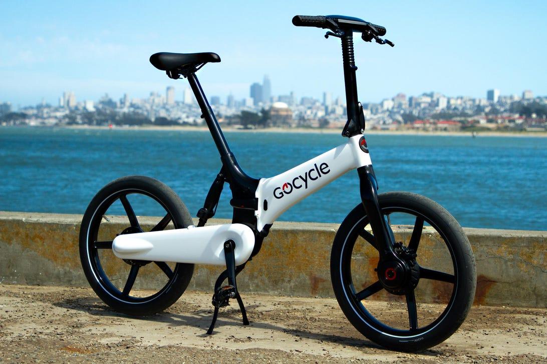 Gocycle G4i electric bike