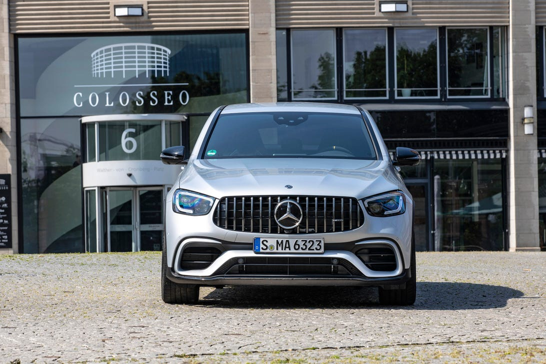 2020 Mercedes-AMG GLC63 S Coupe