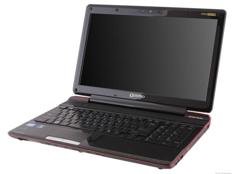 Toshiba Qosmio F755-3D290 Glasses-Free 3D laptop