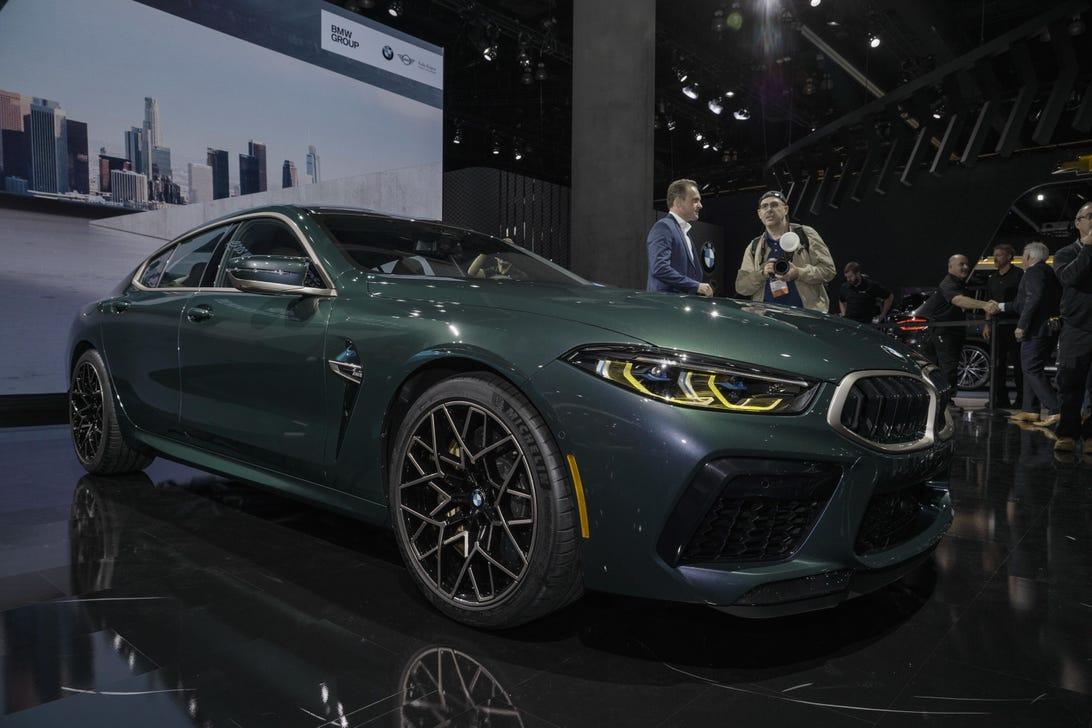 2020 BMW M8 Gran Coupe
