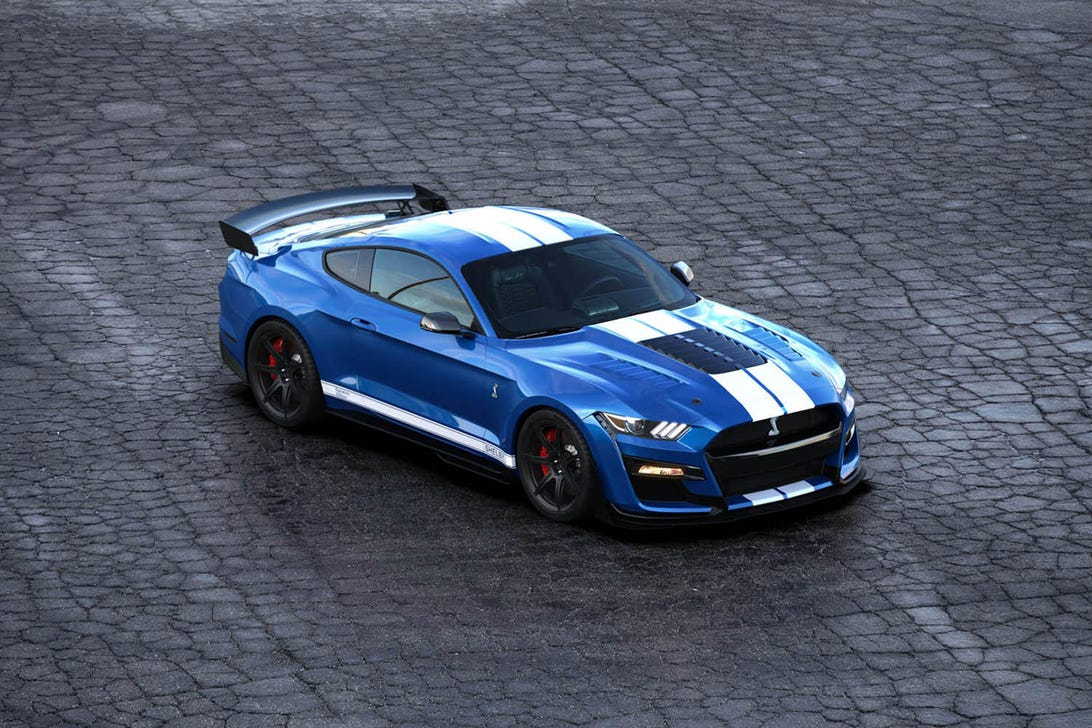 Ford Shelby GT500SE