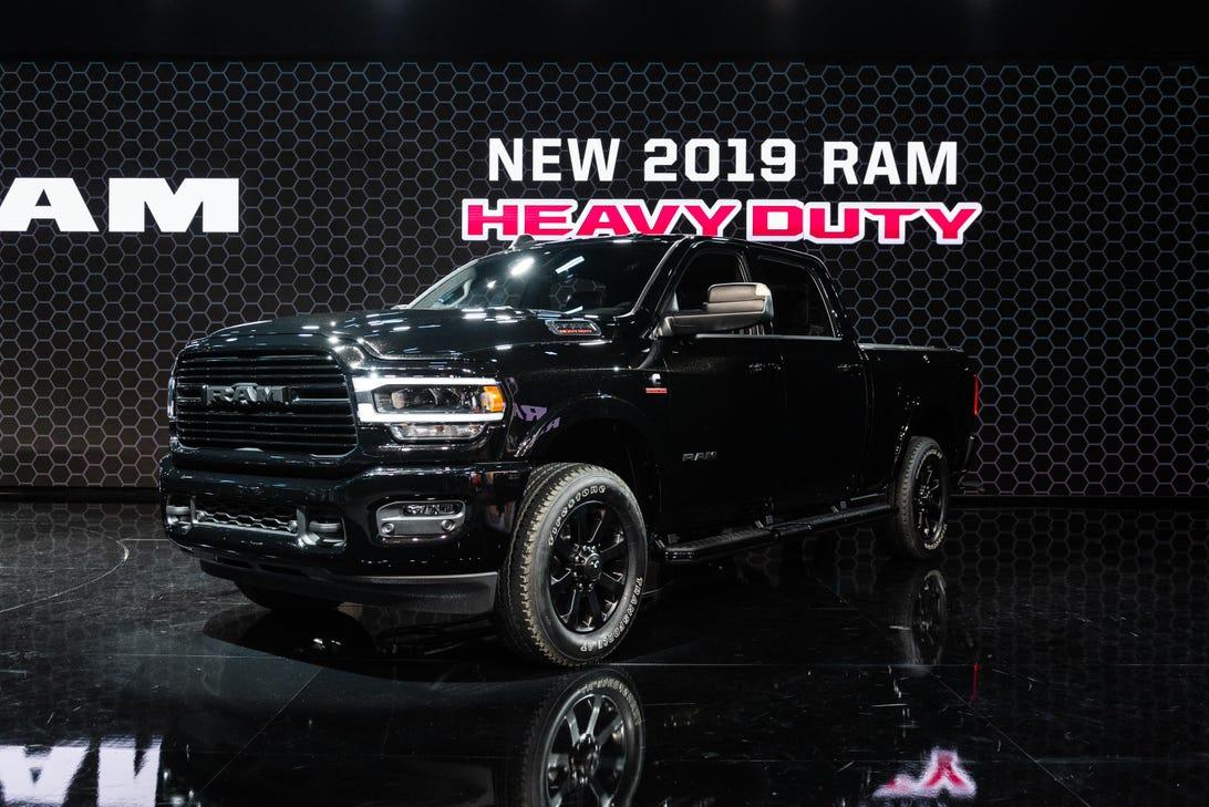 2019 Ram HD