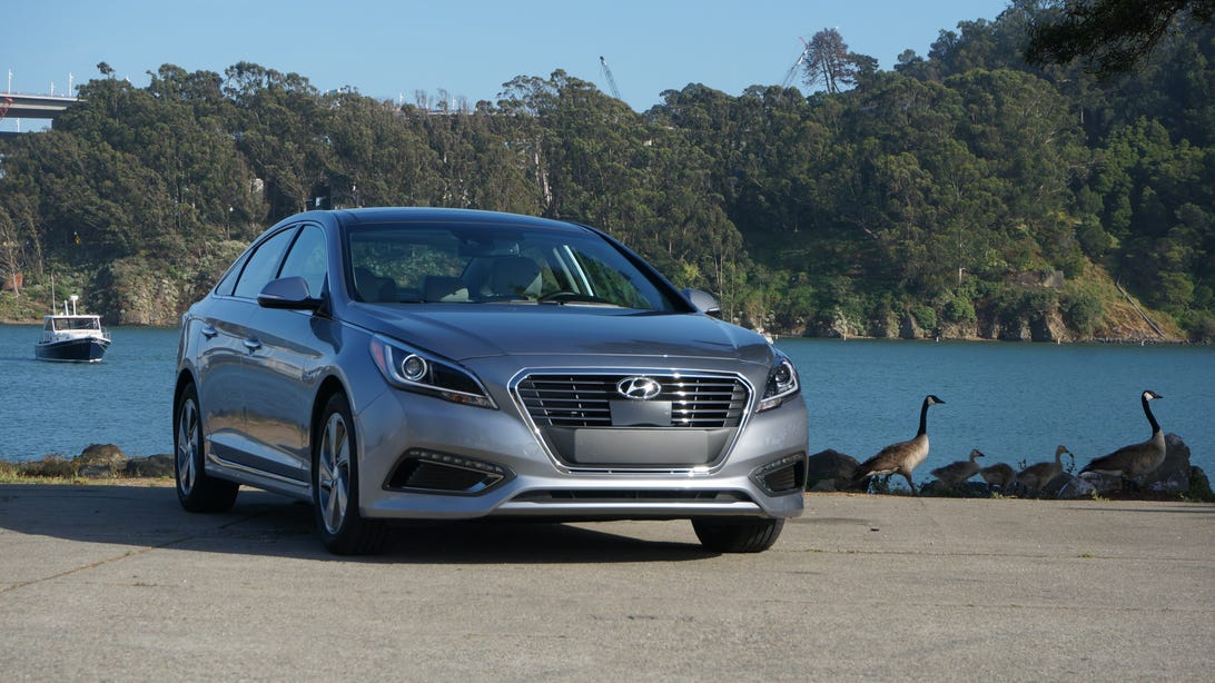 2016 Hyundai Sonata Hybrid Limited (pictures)