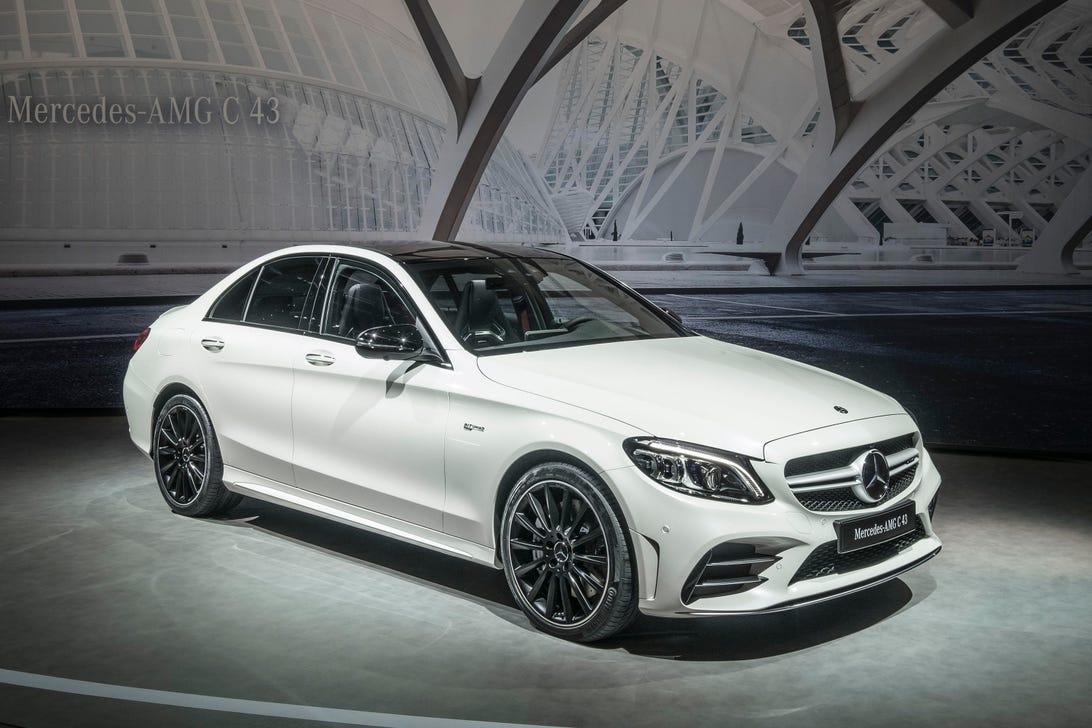 2019 Mercedes-AMG C43