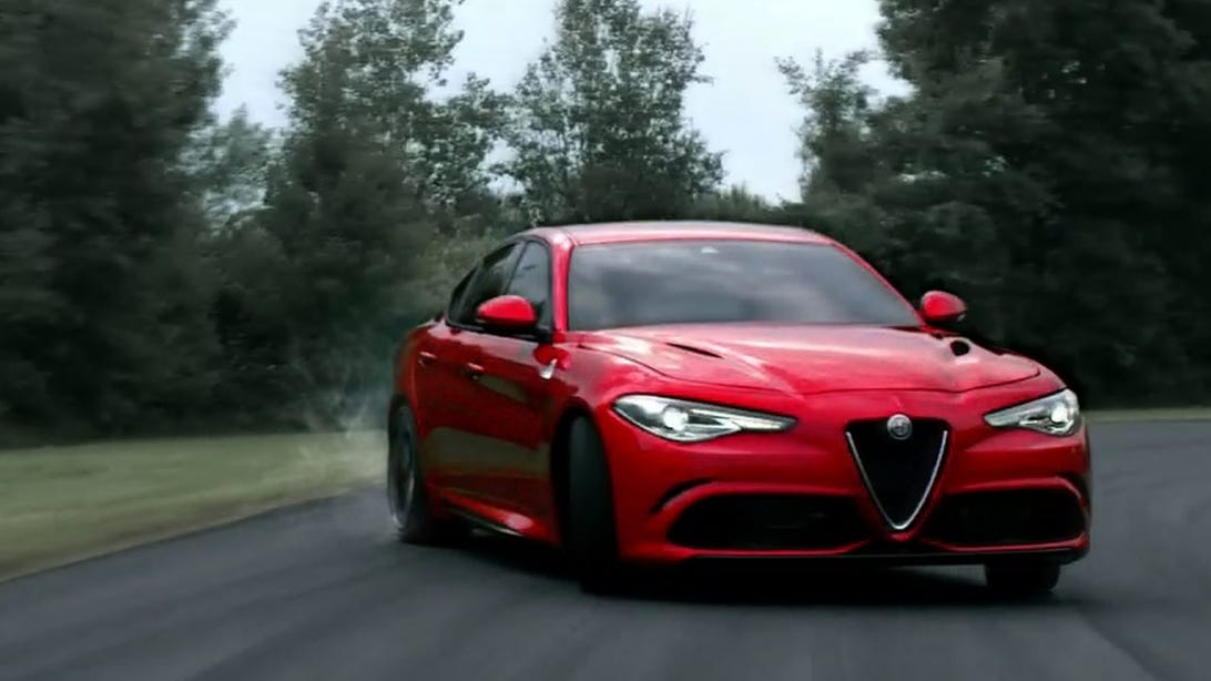Official 2017 Alfa Romeo Super Bowl Commercial