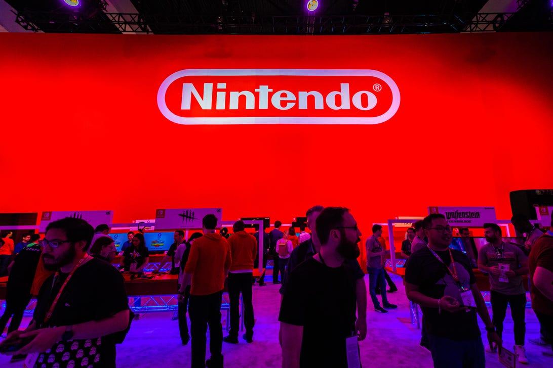 Nintendo Booth at E3 2019