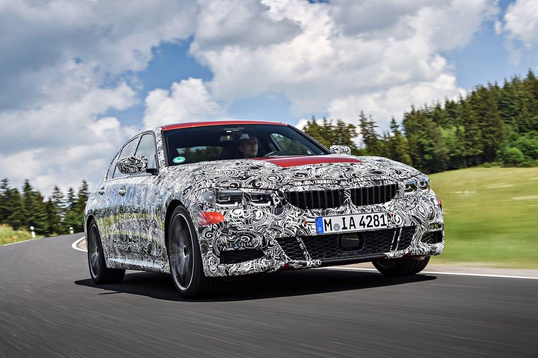 BMW 3 Series Prototype