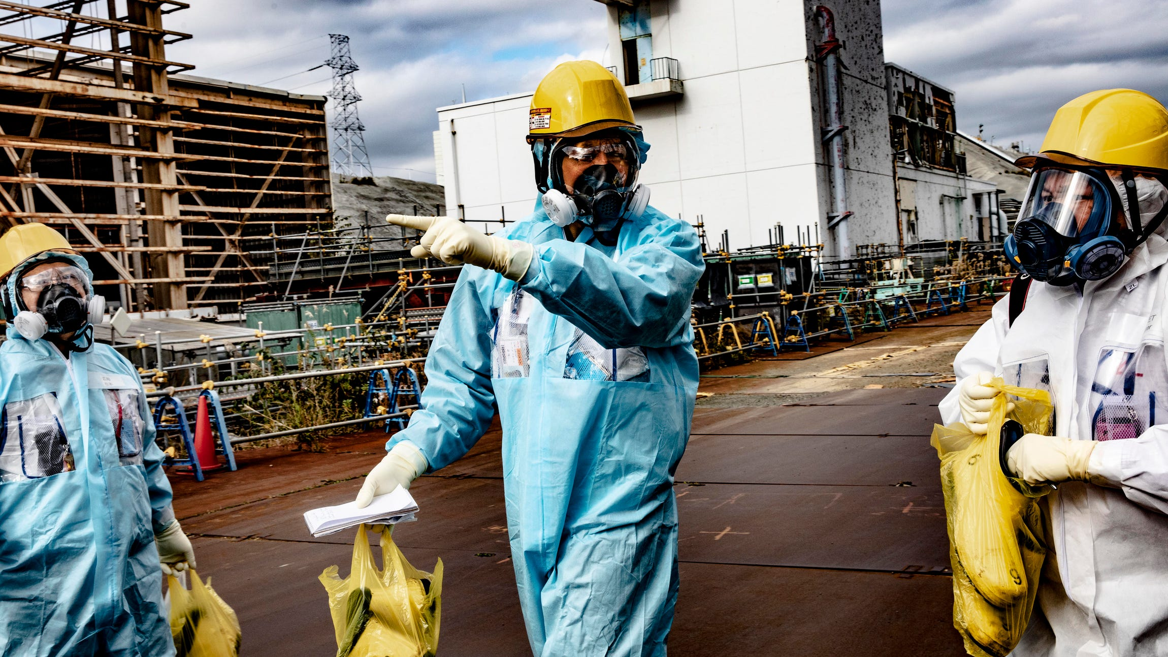 Fukushima Ice Wall prevents radioactive water from leaking