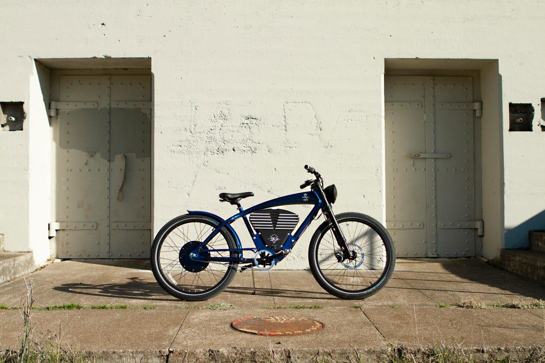 Vintage Electric Shelby e-bike