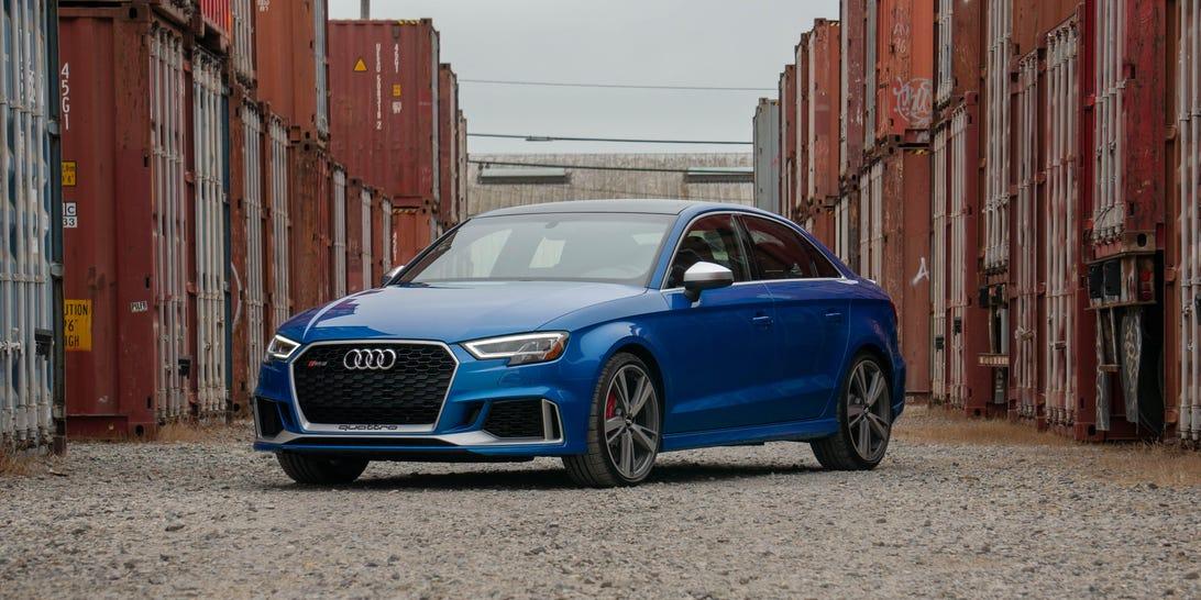 Audi RS 3, 2017/2018