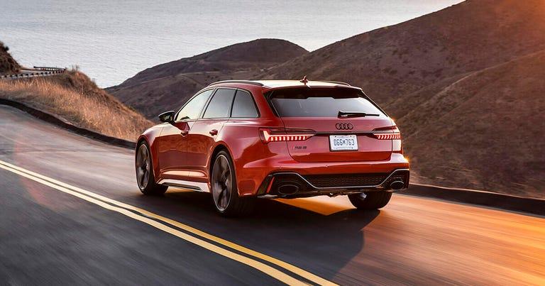 2020 Audi RS6 Avant OGI