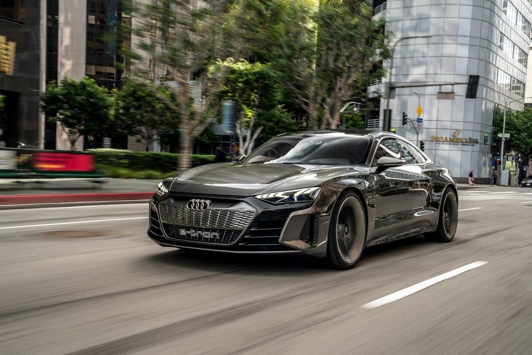 2020 Audi E-Tron GT