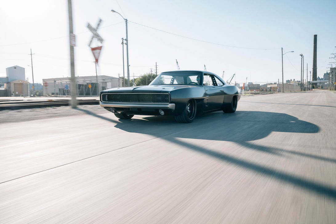 SpeedKore F9 Dodge Charger