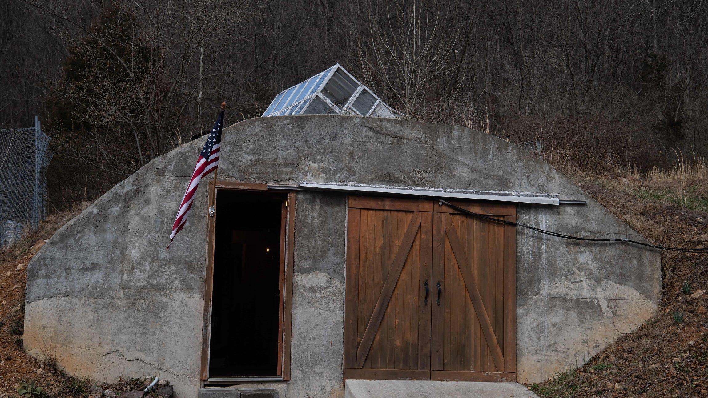 Fortitude Ranch bunker