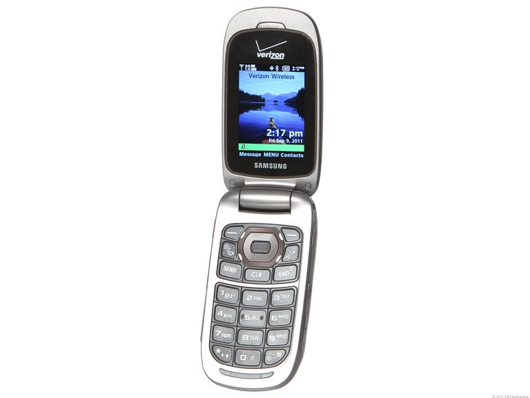 Samsung Convoy 2 (Verizon Wireless)