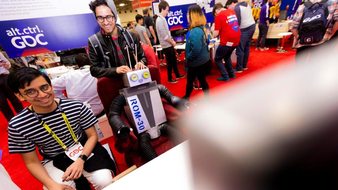 Game Developers Conference 2019 in San Francisco alt.ctrl.GDC