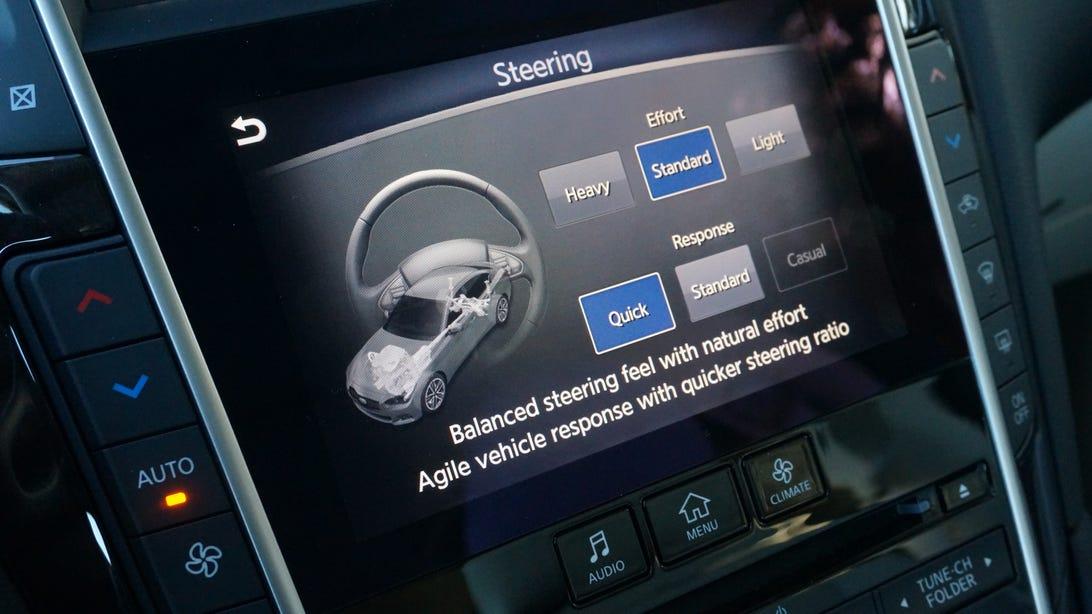 2015 Infiniti Q50S sedan