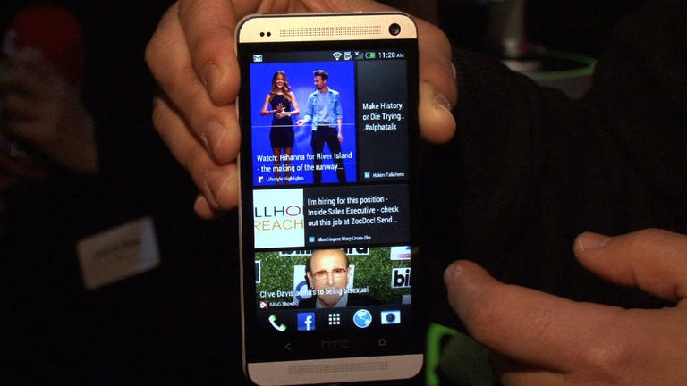 HTC One wows with stunning design, premium parts