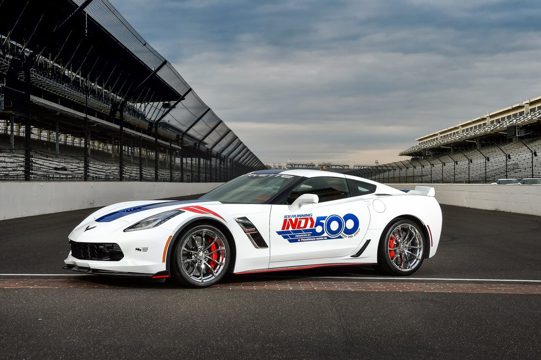 Chevrolet Corvette Grand Sport Indy 500