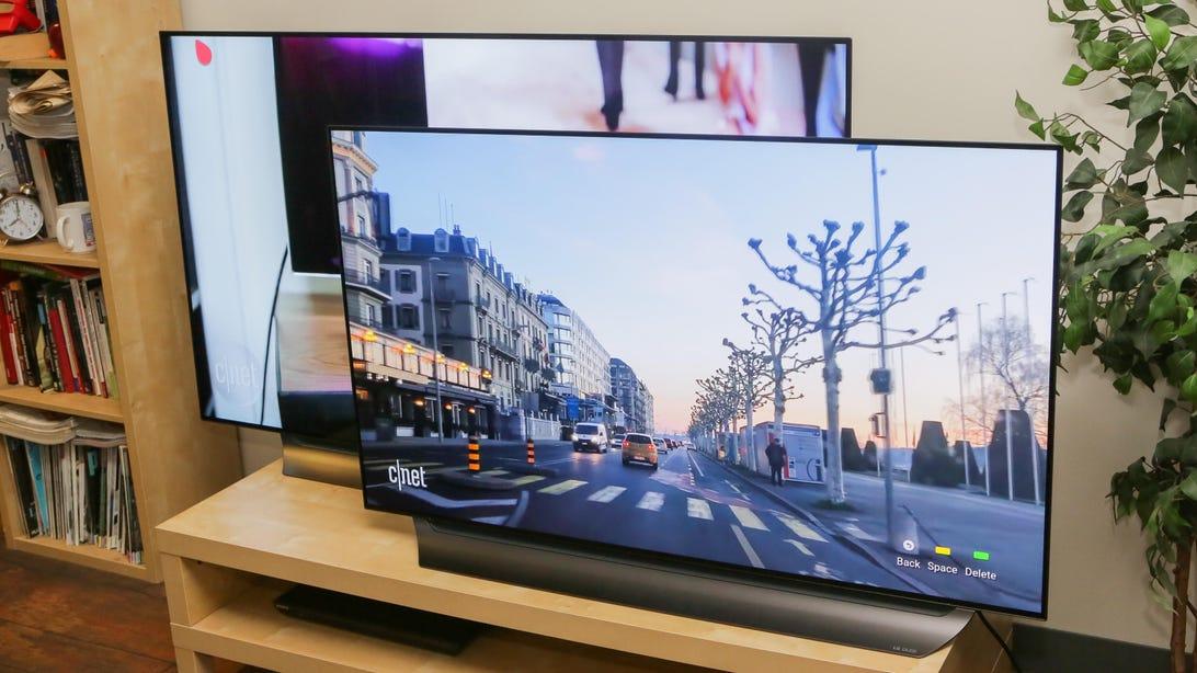 LG OLEDC8P series