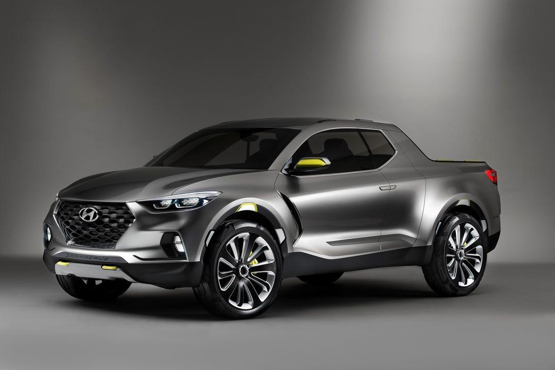 2015 Hyundai Santa Cruz concept