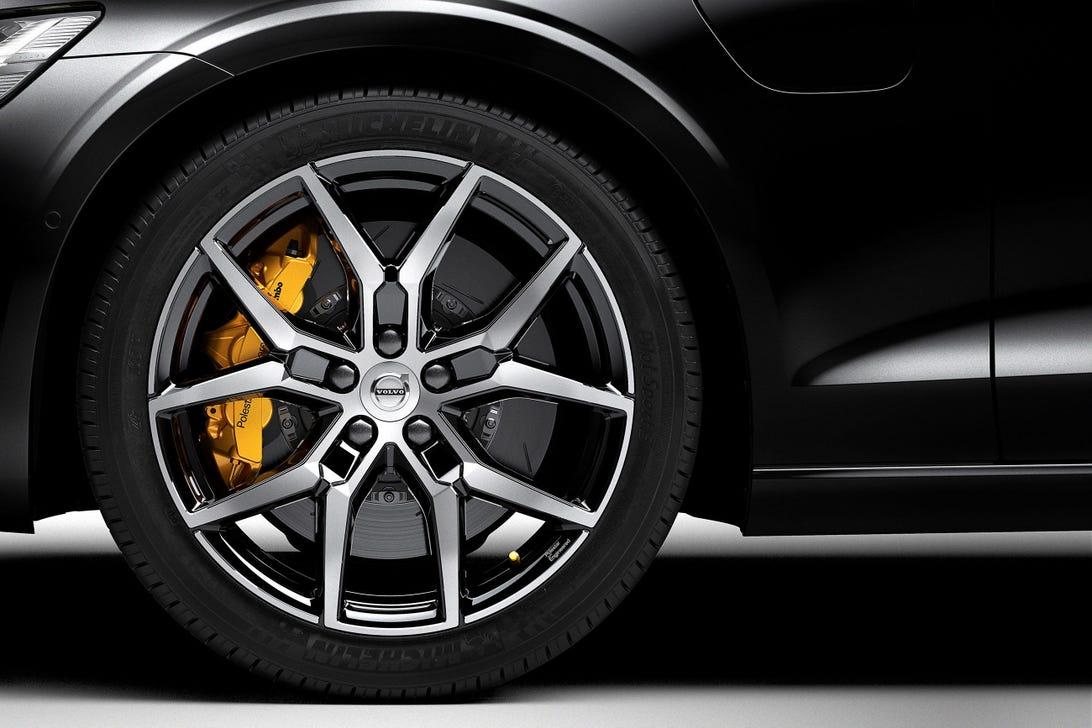 Polestar Engineered parts for Volvo 60-series models