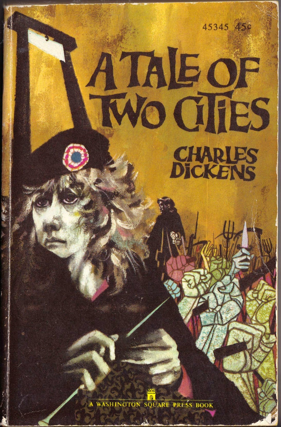 leo-diane-dillon-a-tale-of-two-cities-ny-washington-square-press-1968