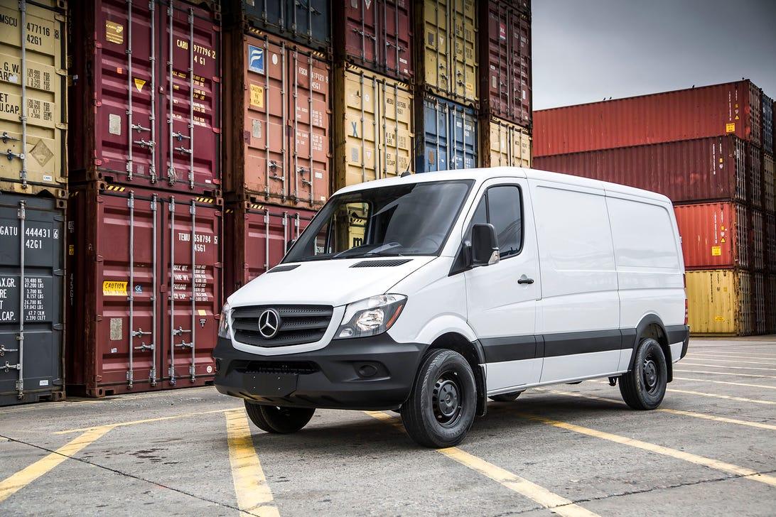 2016 Sprinter Worker Cargo Van