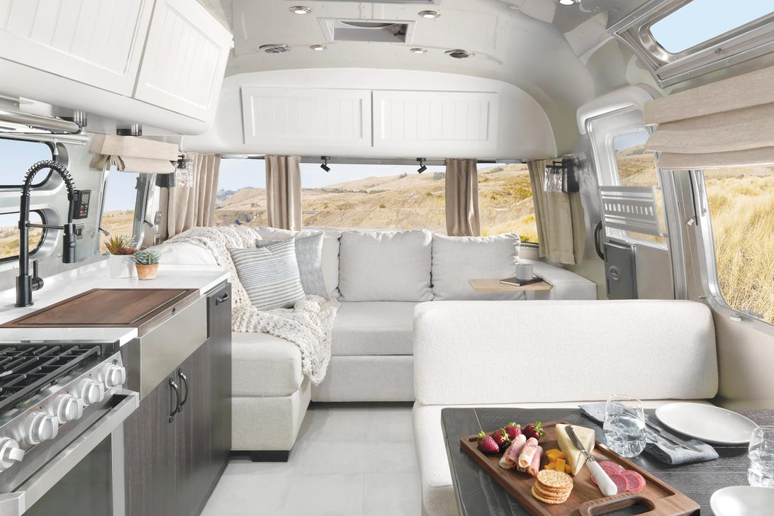 Pottery Barn Special Edition Airstream