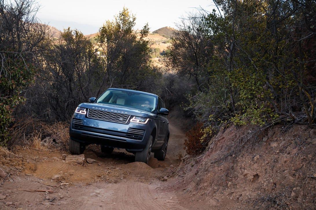 2018 Land Rover Range Rover PHEV